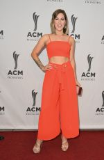 CASSADEE POPE at ACM Hnors in Nashville 08/22/2018
