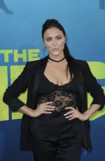 CASSIE SCERBO at The Meg Premiere in Hollywood 08/06/2018