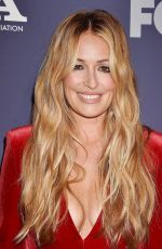 CAT DEELEY at Fox Summer All-star Party in Los Angeles 08/02/2018