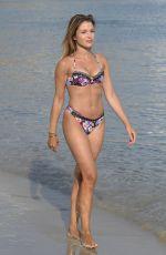 CATARINA SIKINIOTIS in Bikini on the Beach in Mykonos 08/29/2018