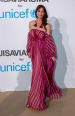CATRINEL MARLON at Unicef Summer Gala in Porto Cervo 08/10/2018