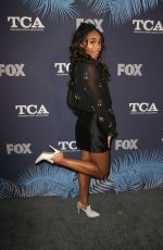 CHANDLER KINNEY at Fox Summer All-star Party in Los Angeles 08/02/2018