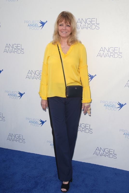 CHERYL TIEGS at 2018 Angel Awards in Los Angeles 08/18/2018