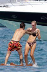 CHIARA FERRAGNI in Bikini on Vacation in Formentera 08/05/2018