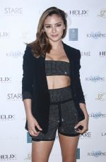 CHRISTINE EVANGELISTA at LaPalme Magazine Cover Party in New York 08/02/2018