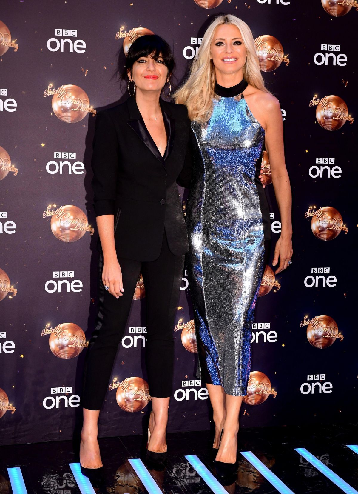 Claudia Winkleman and Tess Daly reveal Strictly line-up news as filming finally starts picture