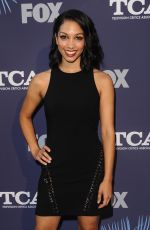 CORINNE FOXX at Fox Summer All-star Party in Los Angeles 08/02/2018