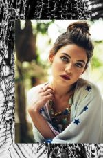 DANIELLE CAMPBELL in Bello Magazine, August 2018 Issue