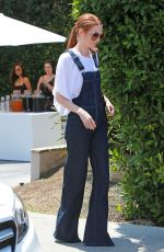 DARBY STANCHFIELD at Day of Indulgence Party in Los Angeles 08/12/2018