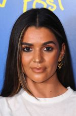 DARYLLE SARGEANT at The Miseducation of Cameron Post Screening in London 08/22/2018
