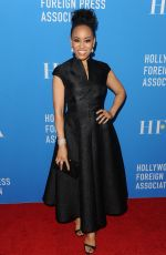 DAWN-LYEN GARDNER at HFPA Annual Grants Banquet in Beverly Hills 08/09/2018