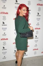 DIANNE BUSWELL at Attitude 300 Celebrating with Three in London 08/16/2018