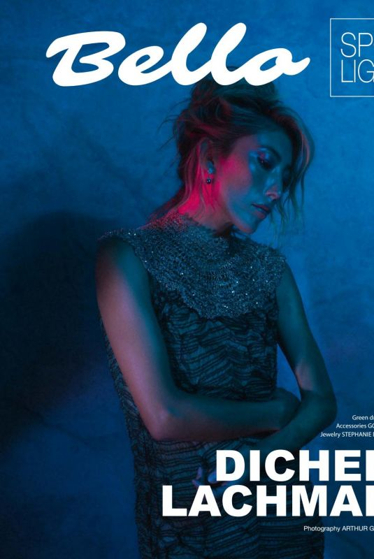 DICHEN LACHMAN in Bello Magazine, August 2018