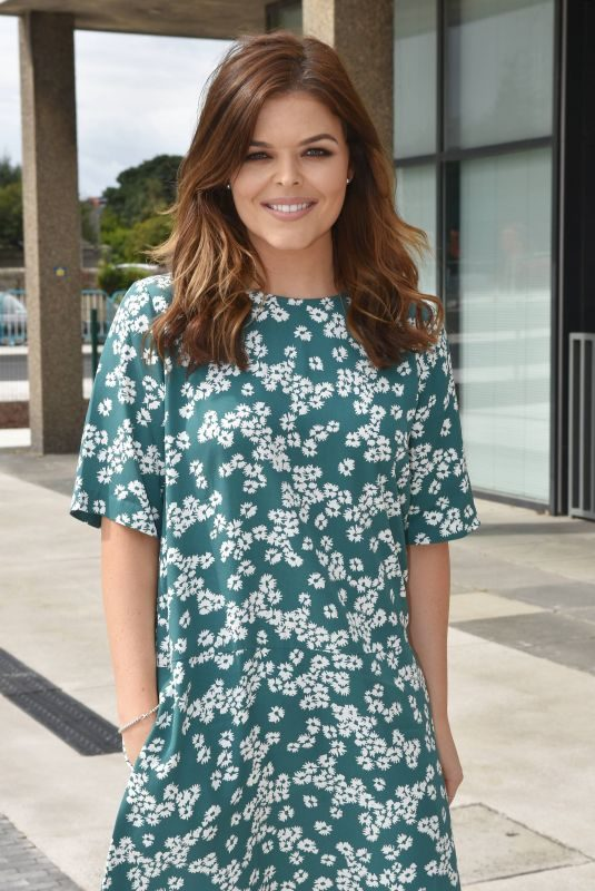 DOIREANN GARRIHY at RTE Autumn 2018 Season Launch in Dublin 08/16/2018