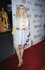 DYLAN GELULA at Support the Girls Premiere in Los Angeles 08/22/2018