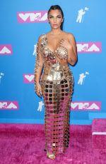 ELETTRA LAMBORGHINI at MTV Video Music Awards in New York 08/20/2018