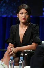 ELLEN TAMAKI at Charmed Panel TCA Summer Tour in Los Angeles 08/06/2018