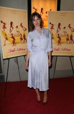EMILY MORTIMER at Skate Kitchen Premiere in New York 08/07/2018