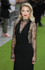 EMMA RIGBY at The Festival Premiere in London 08/13/2018