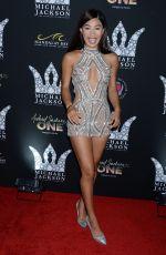EVA GUTOWSKI at Michael Jackson Diamond Birthday Celebration in Las Vegas 08/29/2018