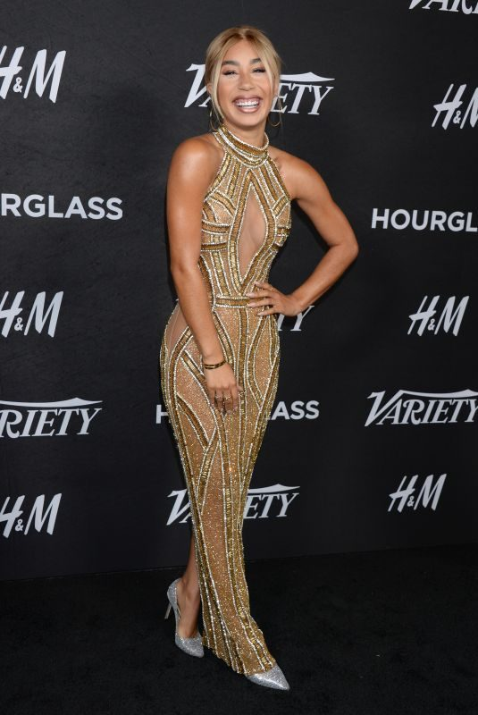 EVA GUTOWSKI at Variety's Power of Young Hollywood Party in Los Angeles 08/28/2018