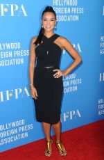 EVA LARUE at HFPA Annual Grants Banquet in Beverly Hills 08/09/2018