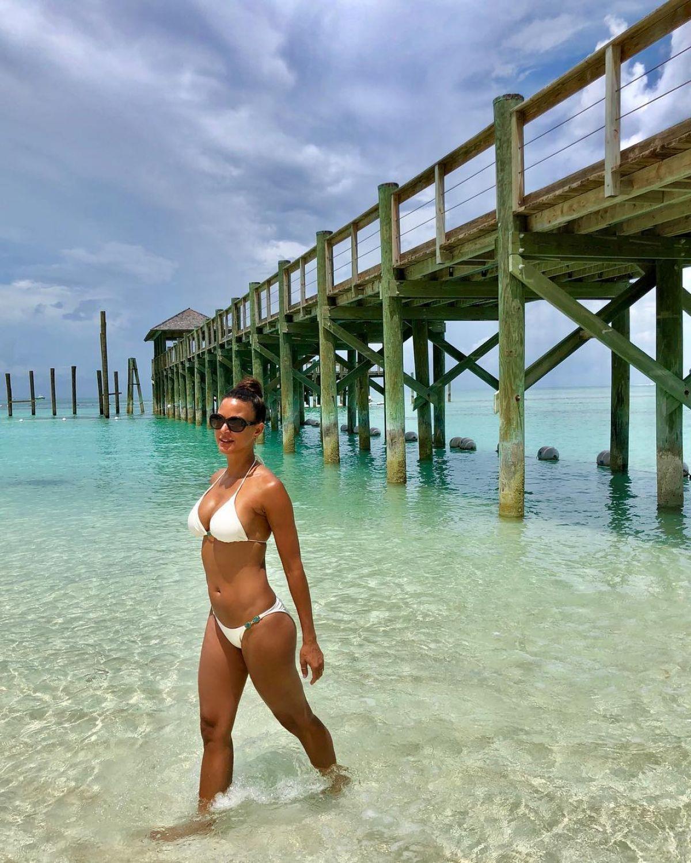 Nude photo of wwe model