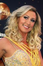FAYE TOZER at Strictly Come Dancing Launch in London 08/27/2018