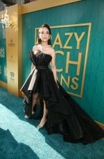 FIONA XIE at Crazy Rich Asians Premiere in Los Angeles 08/07/2018