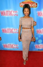 GABRIELLE DENNIS at Waitress National Tour at Hollywood Pantages Theatre 08/03/2018