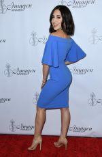 GABRIELLE RUIZ at 2018 Imagen Awards in Los Angeles 08/25/2018