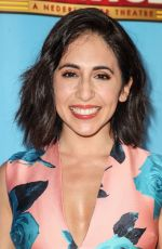 GABRIELLE RUIZ at Waitress National Tour at Hollywood Pantages Theatre 08/03/2018
