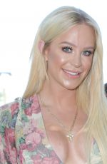 GIGI GORGEOUS at Liferide for Amfar in Los Angeles 08/06/2018