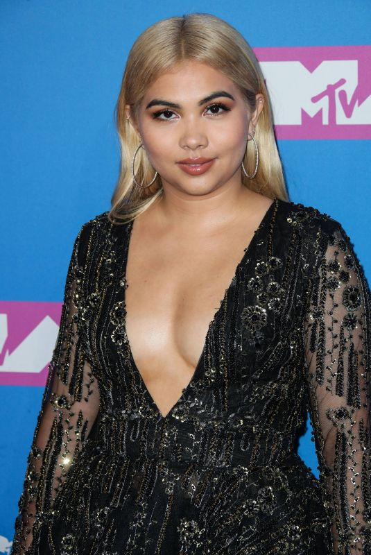 HAYLEY KIYOKO at MTV Video Music Awards in New York 08/20/2018