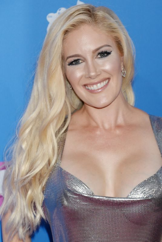HEIDI MONTAG at MTV Video Music Awards in New York 08/20/2018