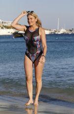 HOFIT GOLAN in Swimsuit at a Beach in Mykonos 08/12/2018