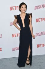 IRENE CHOI at Insatiable Show Premiere in Los Angeles 08/09/2018