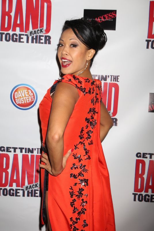 J. ELAINE MARCOS at Gettin' the Band Back Together Opening Night in New York 08/13/2018