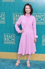 JAE SUH PARK at Crazy Rich Asians Premiere in Los Angeles 08/07/2018