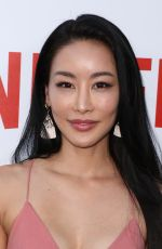 JAMIE CHOI at The After Party Screening in Los Angeles 08/15/2018