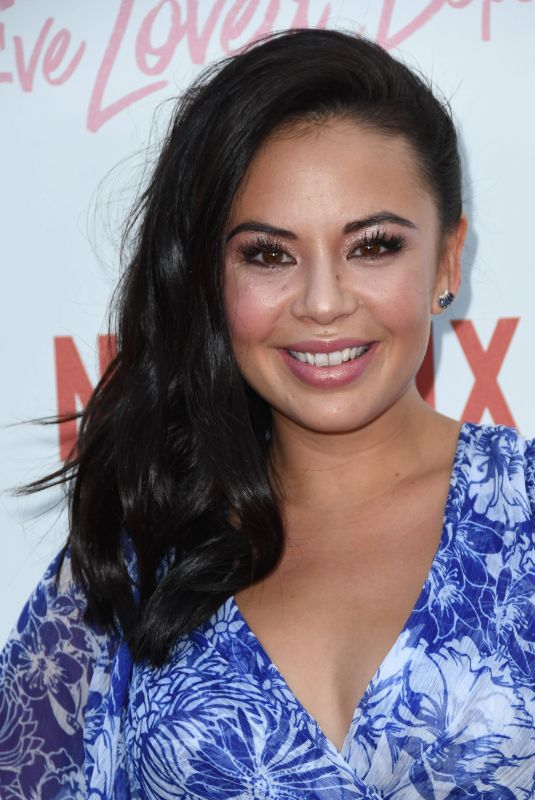 JANEL PARRISH at To All the Boys I
