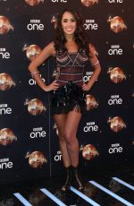 JANETTE MANRARA at Strictly Come Dancing Launch in London 08/27/2018