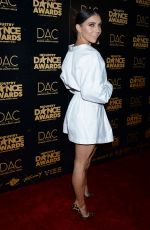 JENNA JOHNSON at Industry Dance Awards 2018 in Hollywood 08/15/2018