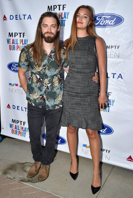 JENNIFER AKERMAN at Nextgen Summer Party in Los Angeles 08/16/2018