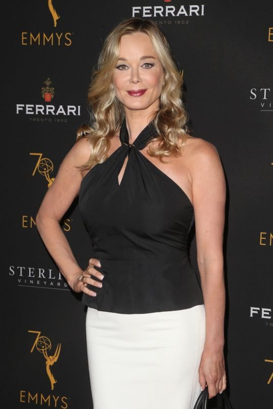 JENNIFER GAREIS at Television Academy Daytime Peer Group Emmy Celebration in Los Angeles 08/22/2018