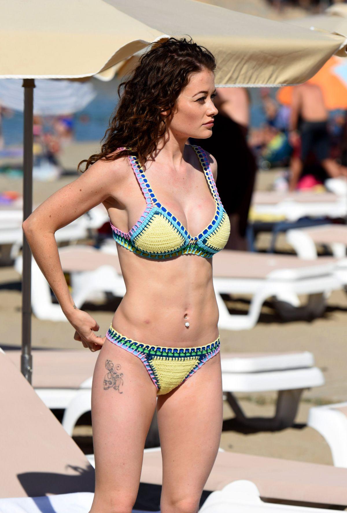Jess Impiazzi Bikini Nude Photos 61