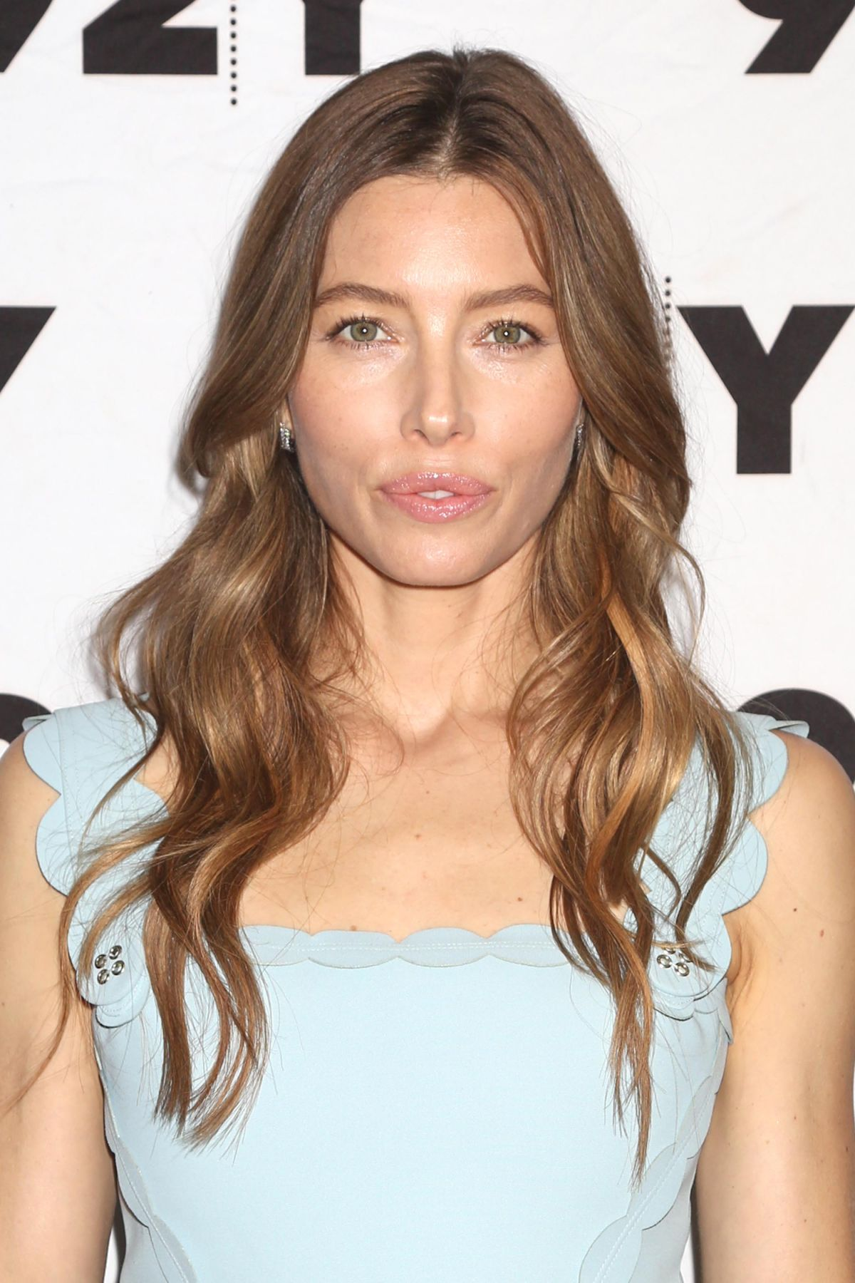 JESSICA BIEL at The Sinner Screening and Conversation in