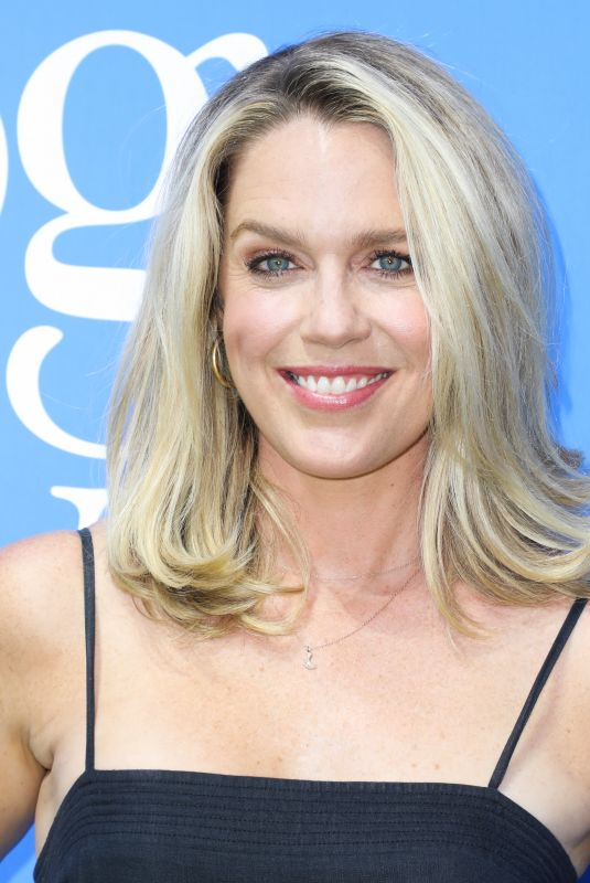 JESSICA ST. CLAIR at Dog Days Premiere in Century City 08/05/2018