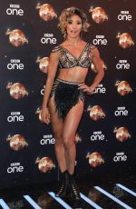 KAREN CLIFTON at Strictly Come Dancing Launch in London 08/27/2018