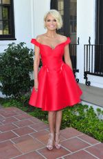 KRISTIN CHENOWETH Out in Los Angeles 08/17/2018